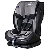 KinderKraft Gravity 1,2,3 Car Seat (Grey)