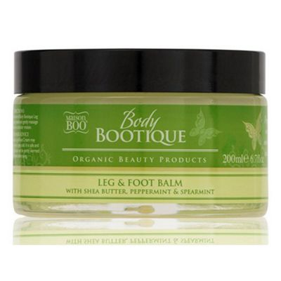 Leg and Foot Balm 200ml Balm