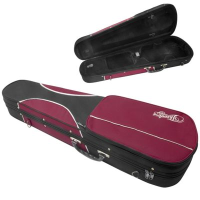Theodore 4/4 Size Lightweight Shaped Violin Hard Case