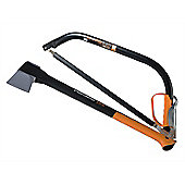 Fiskars X17 Axe 1.57kg (3.4lb) with Bowsaw 21in