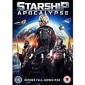 Starship Apocalypse DVD