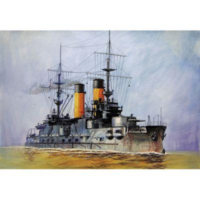 Zvezda 9027 Russian Battle Cruiser Borodino Model Kit 1:350 Ships