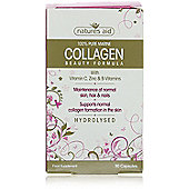 Natures Aid Collagen Beauty Formula - 90 Capsules