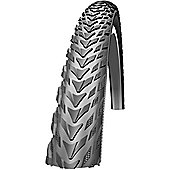 Schwalbe Tyrago Kevlar Guard SBC Compound Rigid Tyre in Black 700 x 35mm