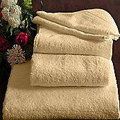 Homescapes Turkish Cotton Cream Face Towel