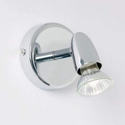 Endon Lighting Wall Spot Light in Chrome
