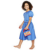 Roald Dahl Matilda Dress-Up Costume - Blue
