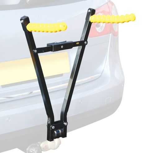 Cycle Carrier - tow ball mounted for up to 2 cycles