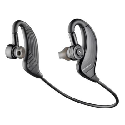 Plantronics BackBeat 903+ Stereo Bluetooth Headphones - Black