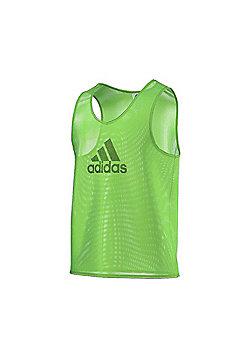 adidas Mesh Football Training Tank Top Sports Bib Various Colours - Green