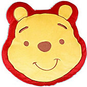 Winnie the Pooh Shaped Plush Cushion