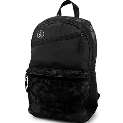 Volcom Academy Backpack - Black on Black