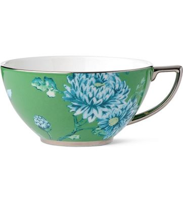 Wedgwood Jasper Conran Chinoiserie Green Teacup 0.23L (Cup Only)