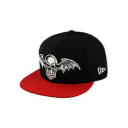 6afc96f1e Avenged Sevenfold Limited Edition Death Bat New Era 9 Fifty Snapback ...