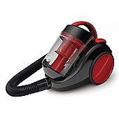 Daewoo 700 Watt Bagless Vacuum Cleaner 1.5 Litre Red & Black