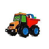 My 1st JCB Helpful Doug Dump Truck