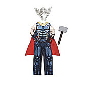 Marvel Avengers Thor Fancy Dress Costume - Blue multi