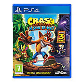 CRASH BANDICOOT:N'SANE TRILOGY