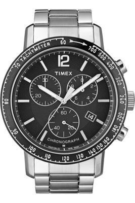 Timex Gents Chronograph Bracelet Watch T2N563
