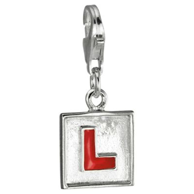 Sterling Silver Learner Charm