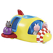 Peppa Pig Weebles Rocking Rocket