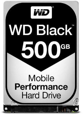 WD Black WD5000LPLX 500 GB 2.5