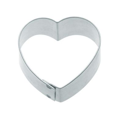 KitchenCraft Cookie Cutter in Small Heart Shaped