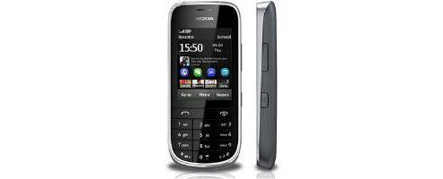 Nokia Asha 203 Mobile Phone (Dark Grey) CBID:2112106