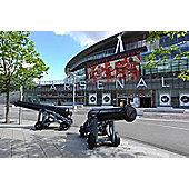 Family Tour of Emirates Stadium, Arsenal FC