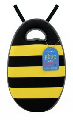 Burgon & Ball Buzz and Dotty Kneelo Kneeler Cushion Knee Pad Bumble Bee