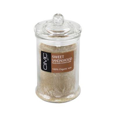Sweet Sandalwood Candle in a Jar