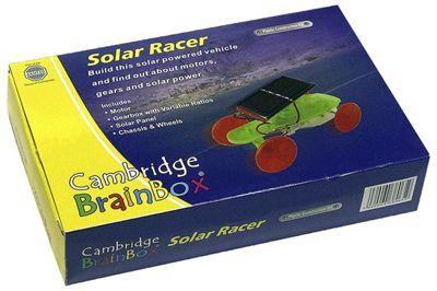 Cambridge Brainbox Solar Racer 8-12 Years