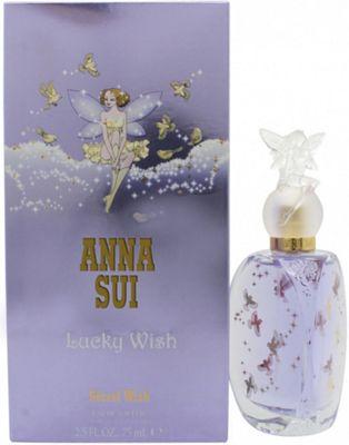 Anna Sui Lucky Wish Eau de Toilette (EDT) 75ml Spray For Women
