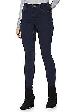 Vero Moda Style 7 Slim Leg Jeans - Dark wash