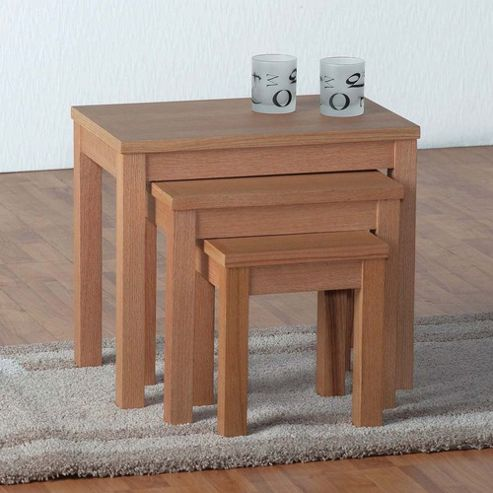 Wilkinson Furniture Boston Nest of Tables