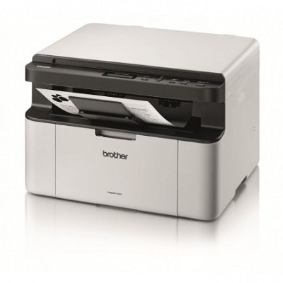 Brother DCP-1510 Compact Mono Laser All in One Printer with USB + 150 Sheet Tray