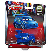 Disney Pixar Cars Diecast DJ