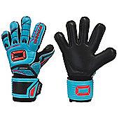 Stanno Hardground Junior Goalkeeper Gloves - Blue