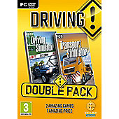 Driving Double Pack - Transport Simulator Plus Driving 2013