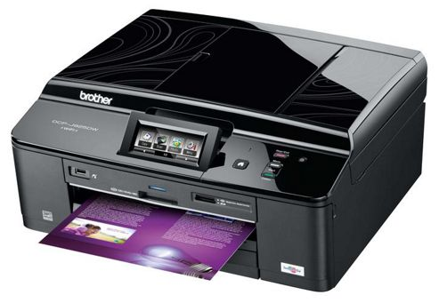 Brother DCP-J925DW A4 Colour Inkjet Multifunction Printer