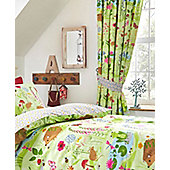 Bluebell Woods, Animals Curtains 54s