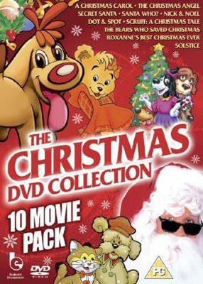 The Christmas DVD Collection (DVD Boxset)