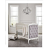 Mee-Go Epernay Cotbed - Ivory White
