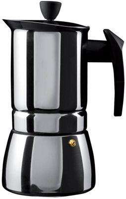 Grunwerg Café Ole Italian Style Espresso Coffee Maker 160ml 4 Cup SSICM-04