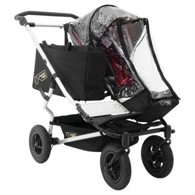Mountain Buggy Duet Sgl Storm PVC