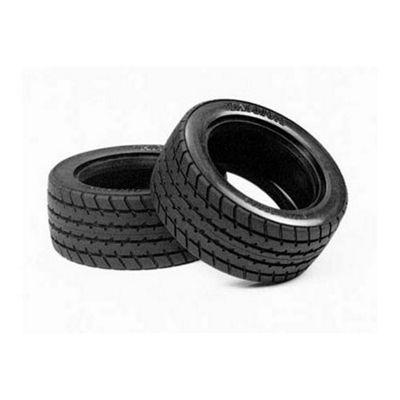 Tamiya 50683 M-Chassis 60D Radial Tyres (2Pcs) - Rc Hop-Ups