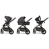 Baby Elegance Cupla Duo Travel System (Charcoal)