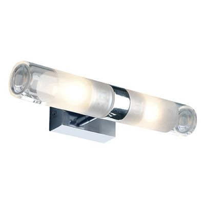 Mibo Wall Light Up-Down Chrome Max 2X 25W