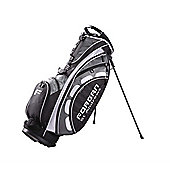 Forgan Of St Andrews Pro Ii Stand Bag Silver