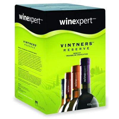 Vintners Reserve - Cabernet Sauvignon 30 Bottle Red Wine Kit
